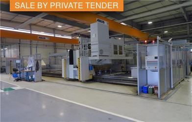 SALE BY PRIVATE TENDER